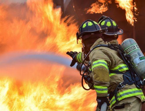 Helft bedrijven failliet na brand